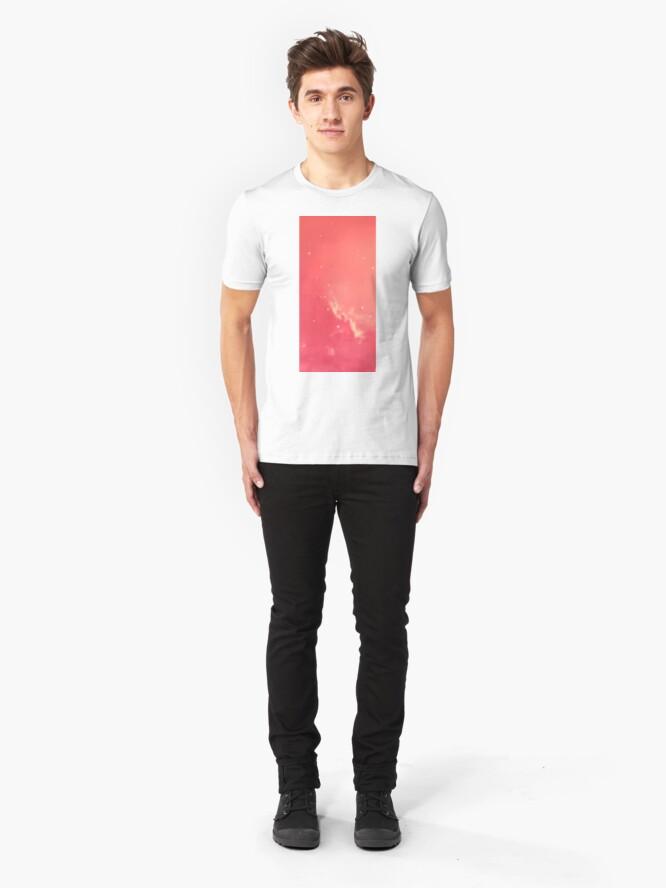 Alternative Ansicht von Chance the Rapper - Malbuch Slim Fit T-Shirt