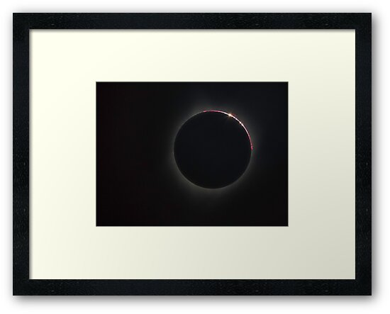 2017 Eclipse Diamond Ring by Mike Herdering