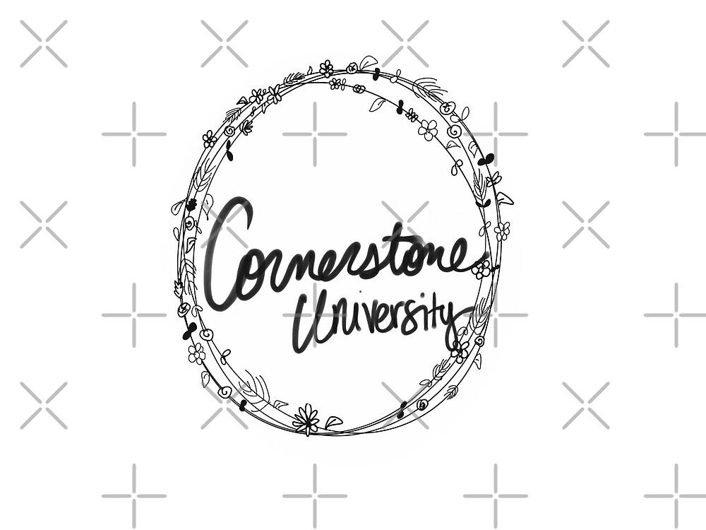 Cornerstone University Design by emuthejarwhal