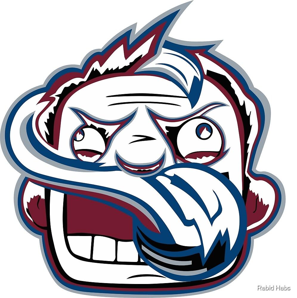 Colorado Rabid Team Logo by rabidhabs