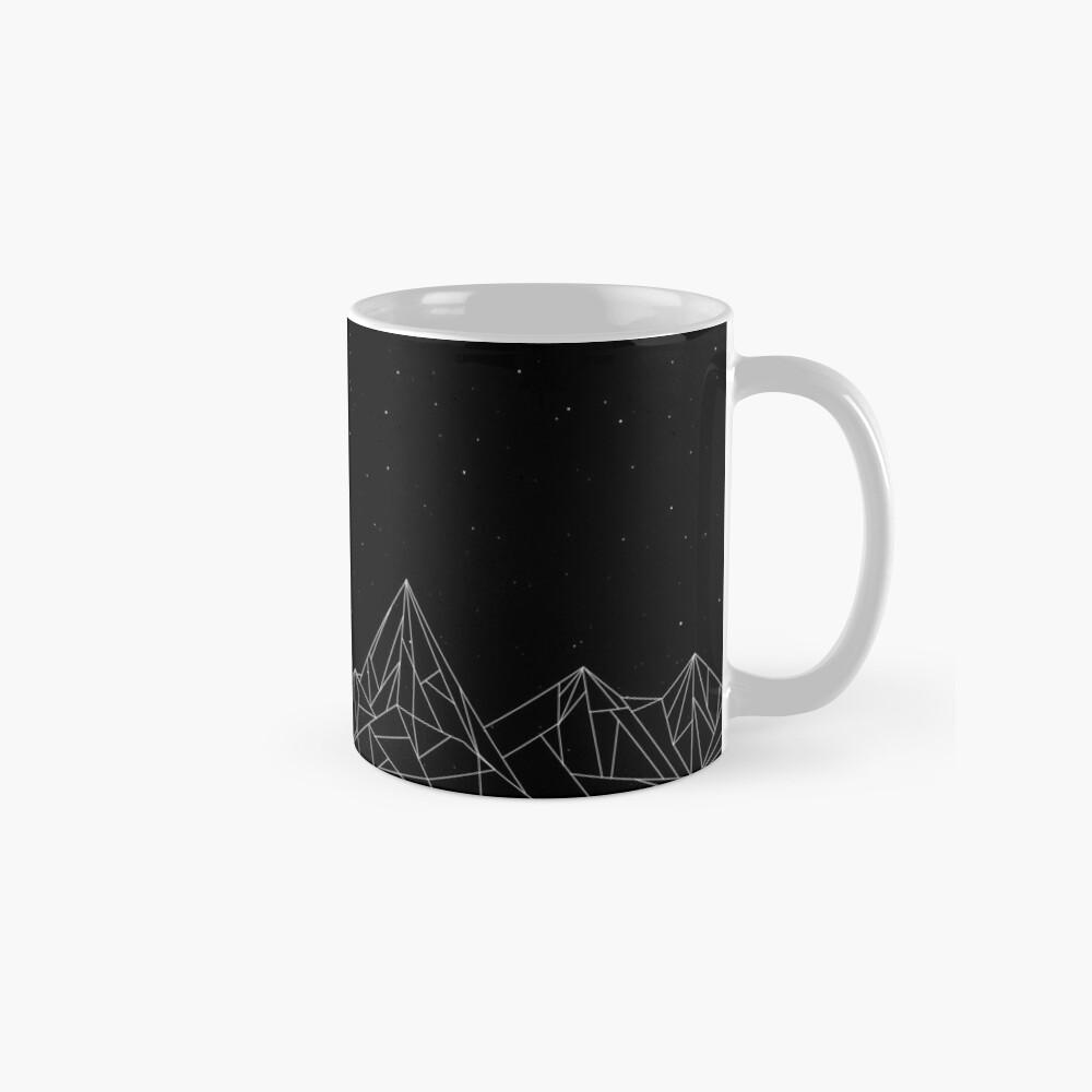 Night Court Mountains - Black (OLD VERSION) Mug