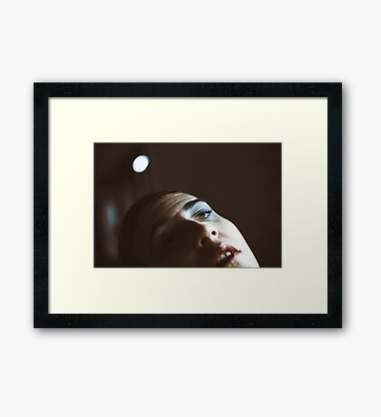 Private Prison Framed Print