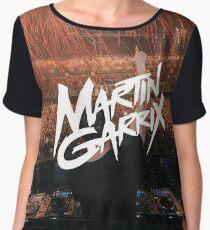 Martin Garrix Women's Chiffon Top