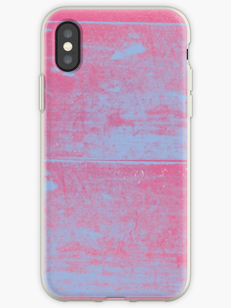 pink blue dust metallic by PineLemon