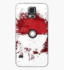 Pokeball Splat Case/Skin for Samsung Galaxy