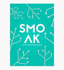 Smoak Enterprises - SE  Photographic Print