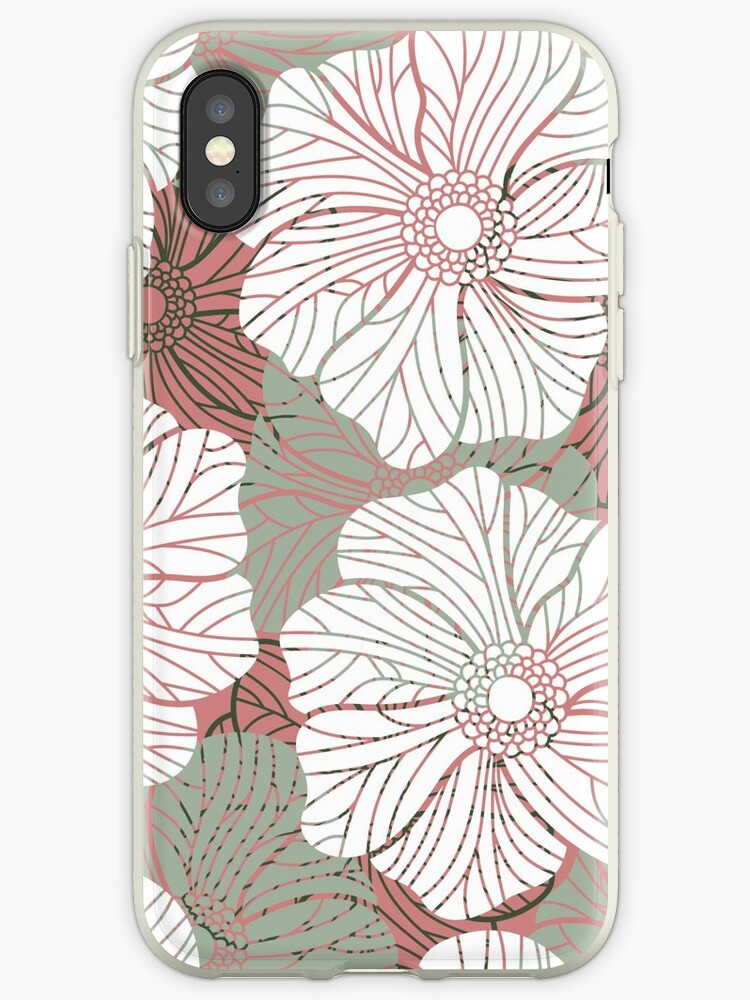 Floral Flowers Rose by PineLemon