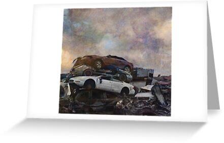 Jango car pile up by AJ-artography