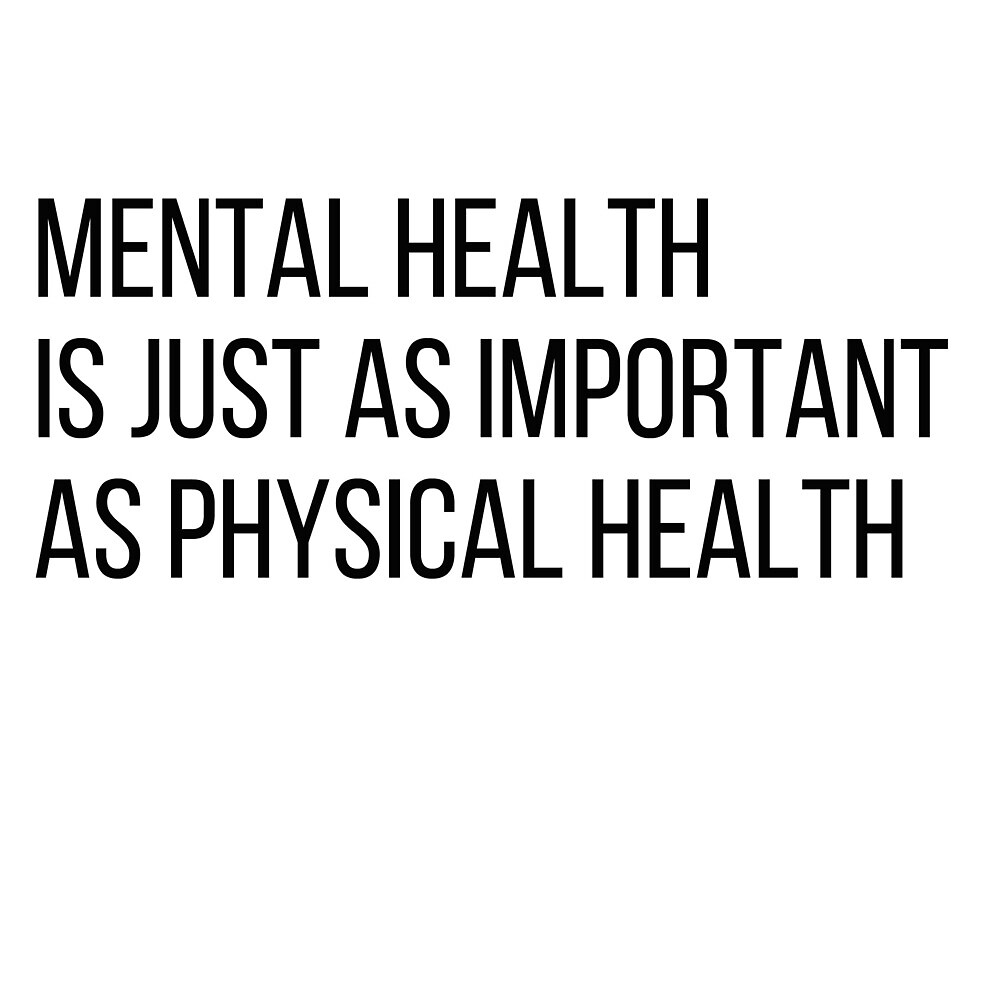Mental Health and Physical Health by emilywerfel