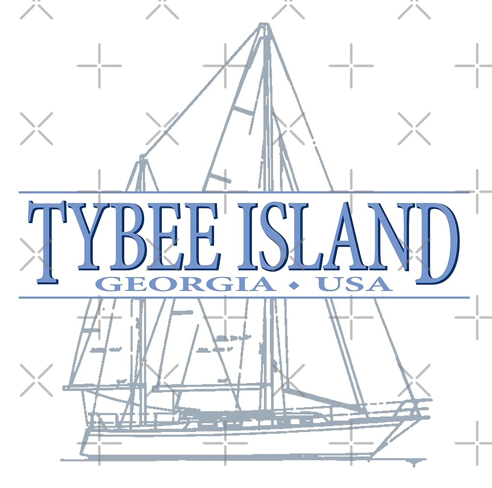 Tybee Island Georgia by Futurebeachbum