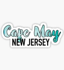 Cape May Sticker