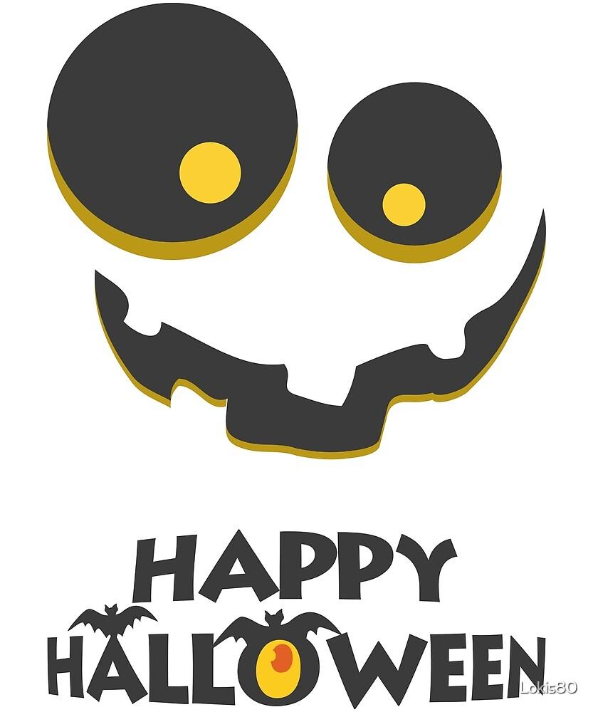 Happy Halloween Jack-o-lantern by Lokis80