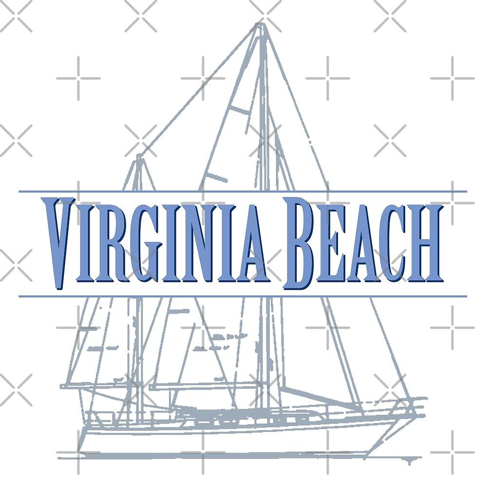 Virginia Beach by Futurebeachbum