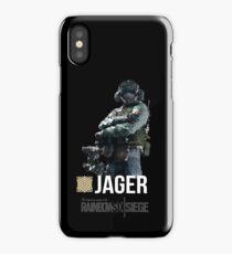 Jager   R6 Operator Series iPhone Case/Skin