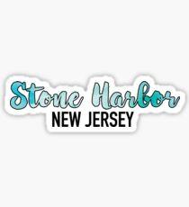 Stone Harbor Sticker