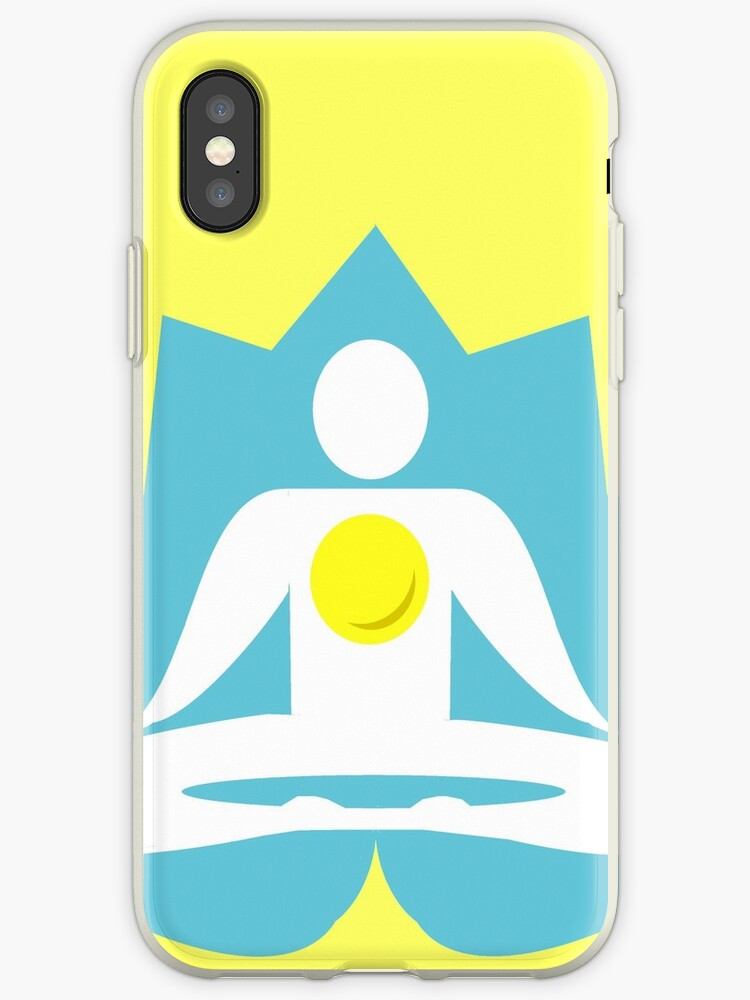 c9b845ad49d 'Ron Swanson's yoga tank top.' iPhone Case by itsmadgical