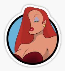Jessica Rabbit  Sticker