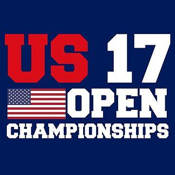 NYC US OPEN 2017 CHAMPIONSHIPS by RichardBrafford