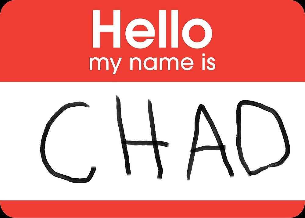 Hi my name is chad by frogfrog2