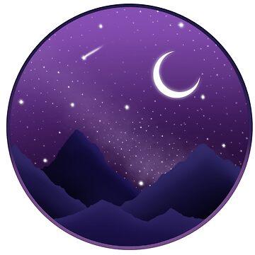 Midnight Clifs by EmmyGoat