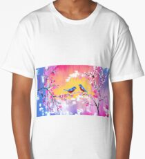 Sunset Long T-Shirt