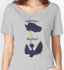 Nighttime...Daytime! Women's Relaxed Fit T-Shirt