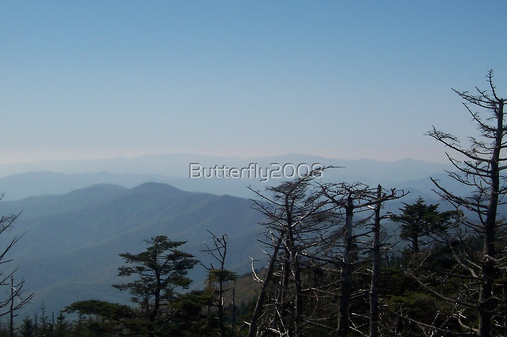Clingmans Point by Butterfly2008