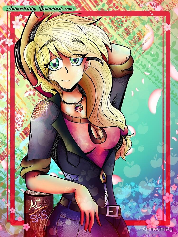 Denim Country AJ by Animechristy