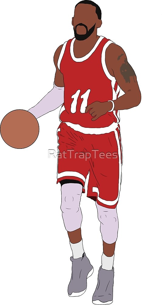 Mike Conley  by RatTrapTees