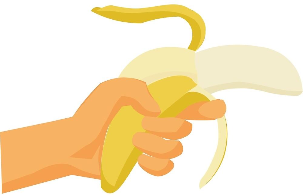 Banana Gun by susanneduquette