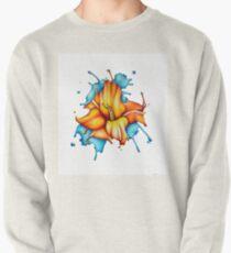 Flower Power Pullover