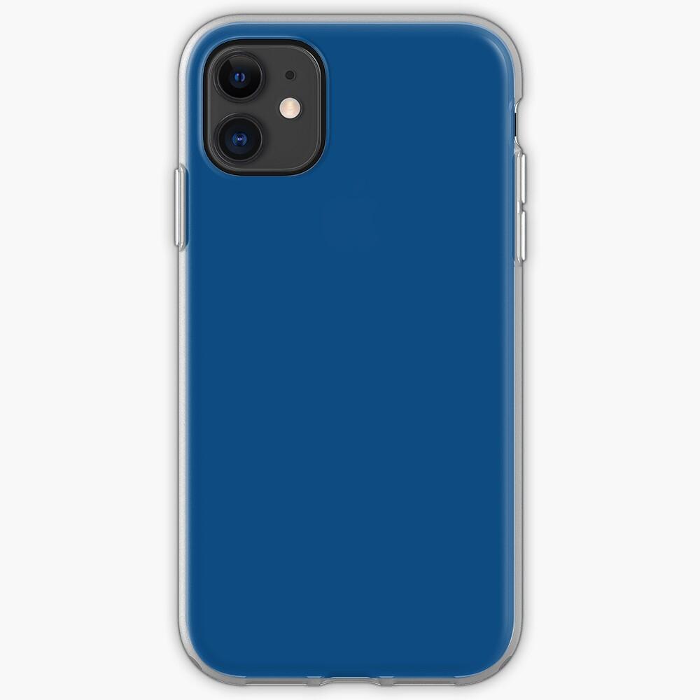 Classic Blue 19-4052 TCX | Pantone | Color Trends | Spring Summer 2015 | Solid Colors | Fashion Colors |   iPhone Soft Case