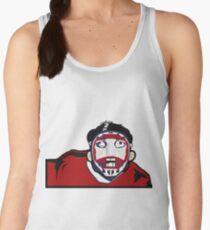 Montreal Vintage Rabid Team Logo  Women's Tank Top