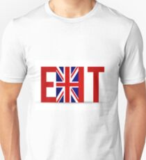 Brexit Britain exit door T-Shirt