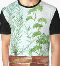 Rosemary and Parsley Graphic T-Shirt
