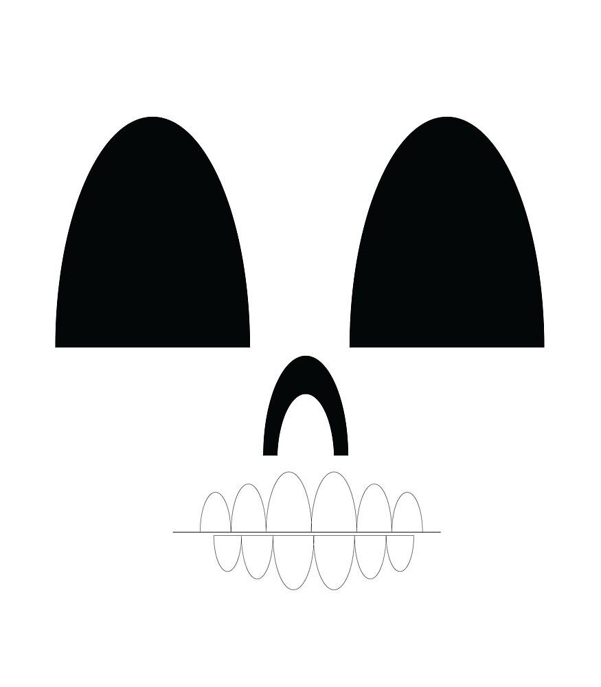 Glad skull by Animator-Tana11