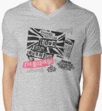 Ian Rubbish & The Bizzaros Parody Tour Merch T-Shirt