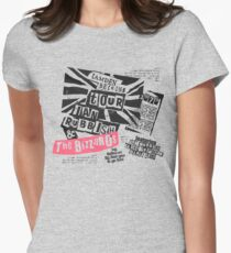 Ian Rubbish & The Bizzaros Parody Tour Merch T-Shirt