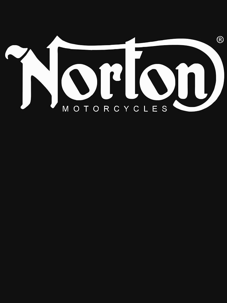 Norton Motor by lukejosh