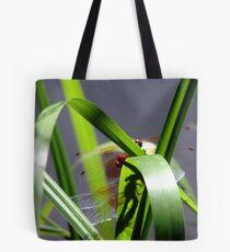 Dragonfly Shadows Tote Bag