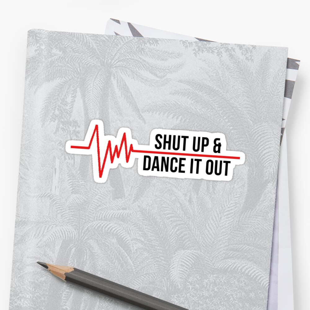 Shut Up & Dance It Out - Christina Yang by Caro Owens  Designs