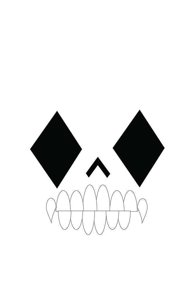 Diamond skull by Animator-Tana11
