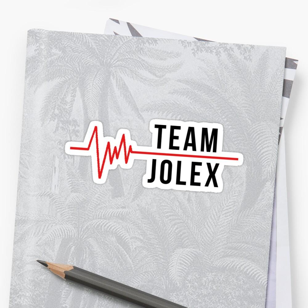 Team Jolex by Caro Owens  Designs