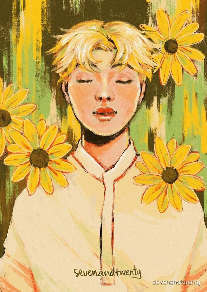 sunflower by sevenandtwenty