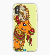 Ibex, from the AlphaPod collection iPhone Case