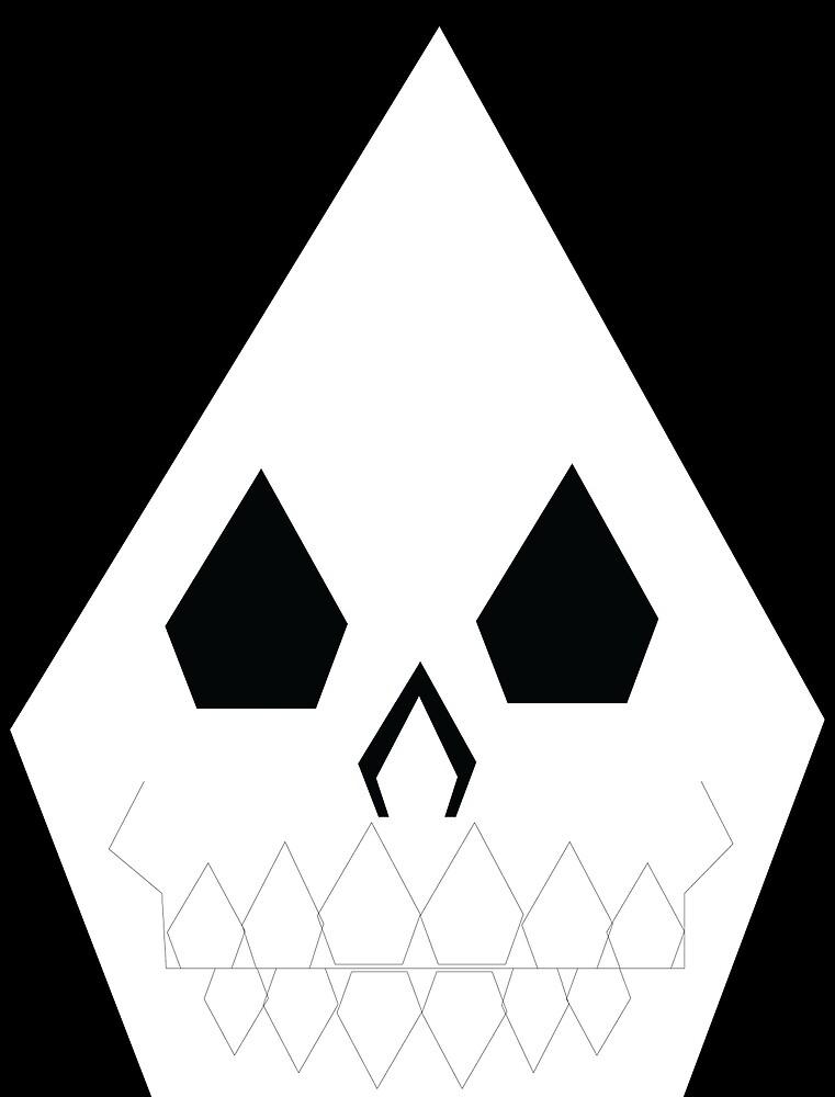 Pointy Skull by Animator-Tana11