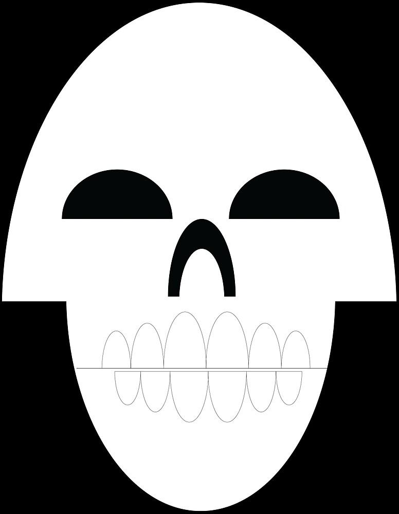 Skull by Animator-Tana11