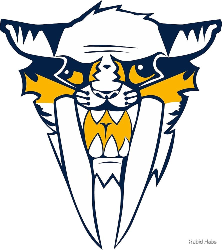 Nashville Rabid Team Logo by Rabid Habs