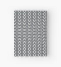 Geometric Flower Pattern 1 Hardcover Journal