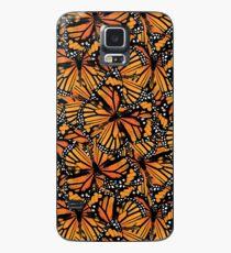 Monarch Butterflies | Butterfly Pattern Case/Skin for Samsung Galaxy
